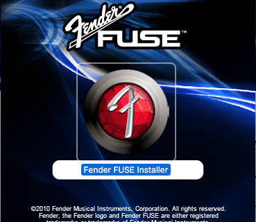 Fender Fuse on Mac OS X Sierra, High Sierra and Mojave troobleshooting