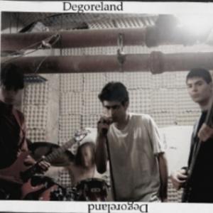 """press review of the punk rock album """"le pire de degoreland"""""""