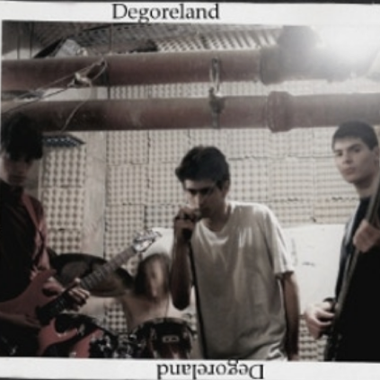 "kickstarter for the album release of ""degoreland le pire 20 ans après"" – my first punk band"